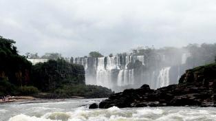 El visitante número un millón de la temporada 2019 llega al Parque Nacional Iguazú