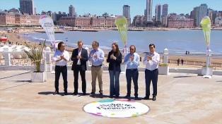 Vidal lanzó un programa de descuentos en Mar del Plata y anticipó que será su lugar de veraneo