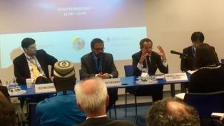 Argentina encabezó un encuentro internacional sobre el futuro de la energía nuclear
