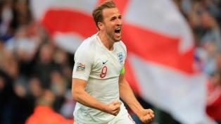 """Inglaterra venció a Croacia y avanzó al """"Final Four"""" de la Liga de Naciones"""
