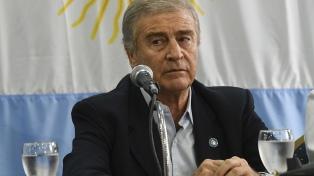 """Aguad repudió """"todo hecho que altere el orden democrático o atente contra la institucionalidad"""""""