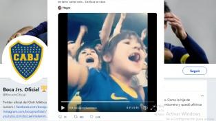 """Boca abrió sus redes a los hinchas y aparecieron los """"videos motivacionales"""""""