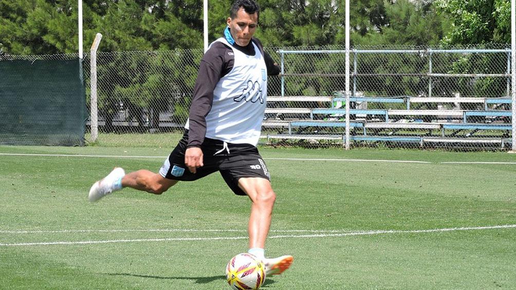 Sigali y Arias vuelven a la titularidad ante San Lorenzo