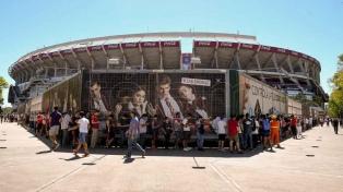 River puso a la venta las entradas del Superclásico