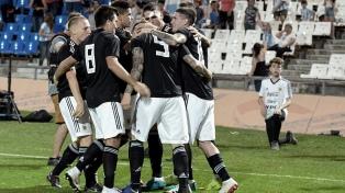 Argentina le ganó a México en Mendoza