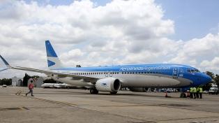 """El presidente de Aerolíneas dijo que el paro es """"político"""" y que la empresa está casi quebrada"""