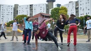 Llega el Tercer Encuentro de Arte Urbano para jóvenes