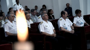 """El obispo castrense pidió que el hallazgo del ARA San Juan """"no sirva para seguir dividiendo"""""""