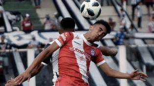 Aldosivi le ganó a Argentinos en La Paternal