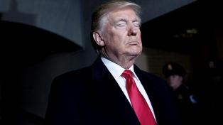 """La Casa Blanca prometió que """"nunca"""" revelará la declaración de impuestos de Trump"""