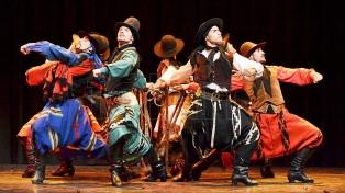 El Ballet Folclórico Nacional actúa gratis en el Parque Centenario