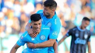 Belgrano empata como local por 1 a 1 ante Atlético Tucumán