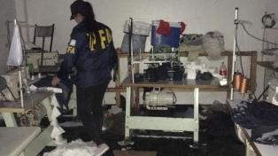 Rescataron a 75 víctimas de una red de trata que operaba en La Matanza
