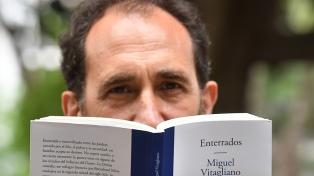 """Miguel Vitagliano: """"La historia que vivimos también está hecha de ficción"""""""