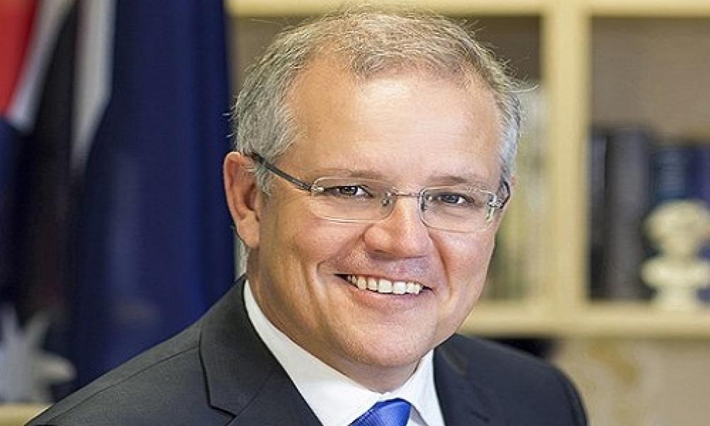 Scott Morrison, primer ministro de Australia desde agosto de 2018
