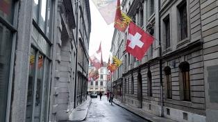 Los suizos rechazaron que el Banco Nacional sea el único que pueda emitir dinero