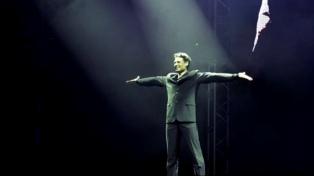 Iñaki Urlezaga se despidió de la danza ante 120.000 personas en La Plata