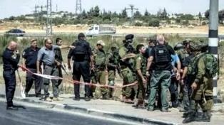 Un palestino muerto y cuatro heridos dejó un presunto intento de atropello en Cisjordania