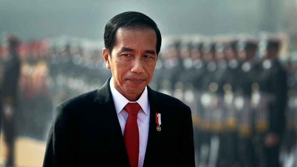 Joko Widodo, presidente de Indonesia y candidato a la reelección