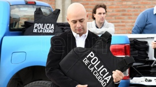 Tras su salida del Ministerio de Seguridad, Ocampo analiza volver al Ministerio Público Fiscal