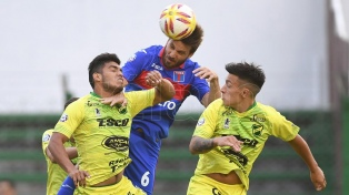 Defensa y Justicia le ganó a Tigre en Florencio Varela