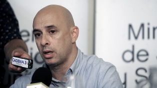 Renunció Martín Ocampo tras el fracaso del operativo de seguridad del sábado