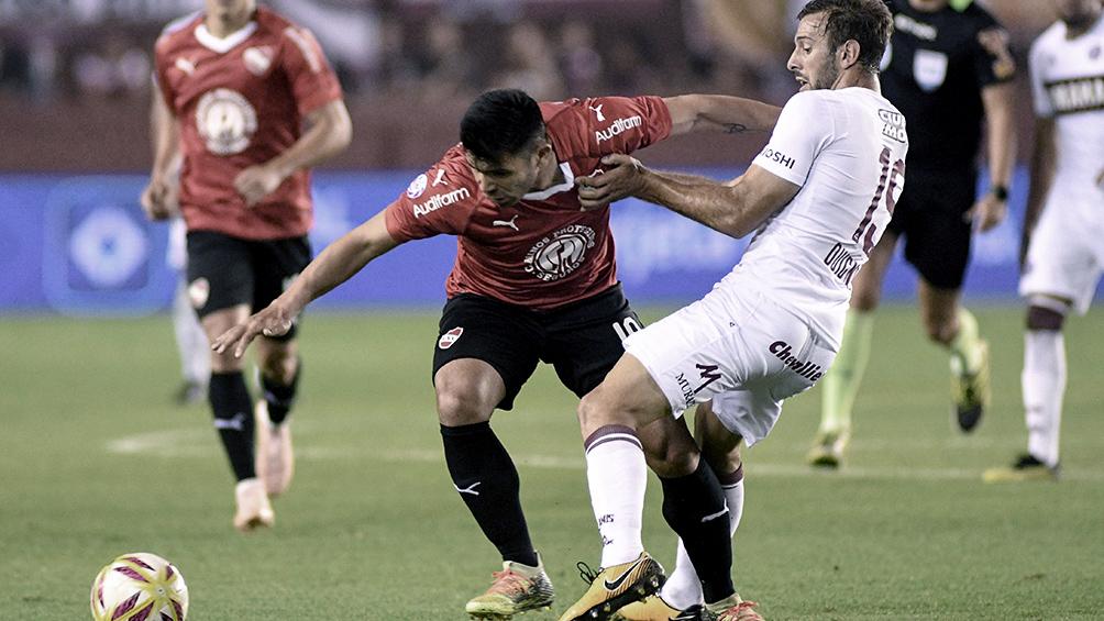 Independiente y Lanús definen en Rosario al semifinalista que falta