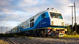 El presidente de Trenes Argentinos anunció obras en el servicio Retiro-Rosario