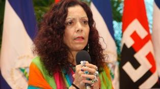 EEUU anunció sanciones a la vicepresidente nicaragüense