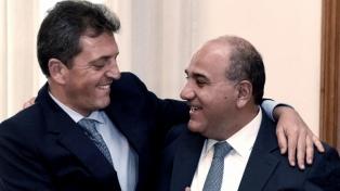 """Massa: """"El Frente Renovador piensa la Argentina en términos de desarrollo federal"""""""