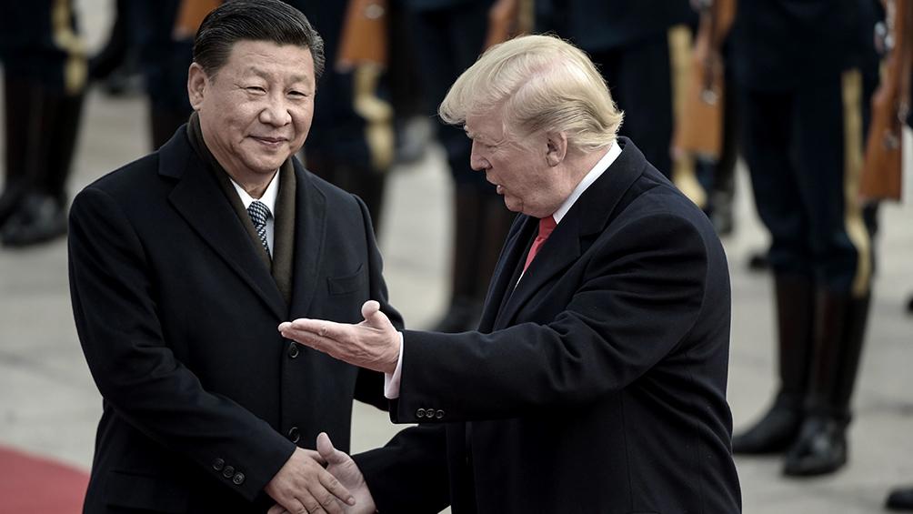 Xi se muestra cauto sobre un acuerdo comercial tras una conversación con Trump