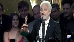 Andy Kusnetzoff ganó el Martín Fierro de oro en radio