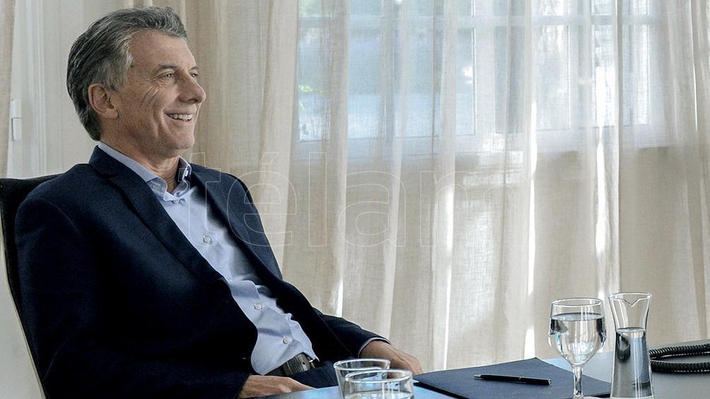 Macri recibe a directivos de una empresa estatal petrolera de Noruega