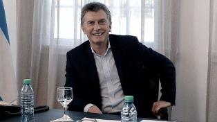 Macri encabezó una reunión del plan para prevenir el embarazo adolescente