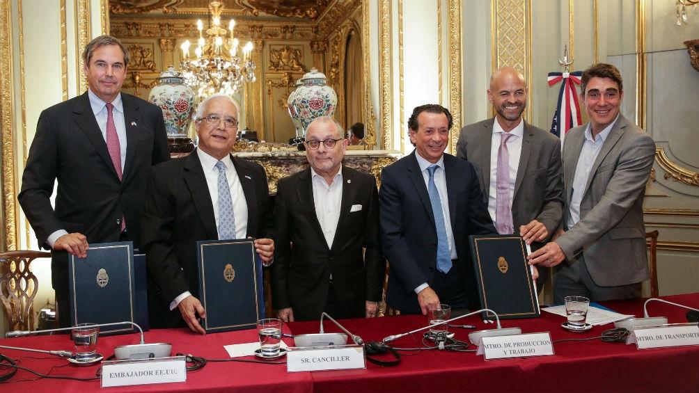 Agencia De Eeuu Financiara Seis Proyectos De Infraestructura Y