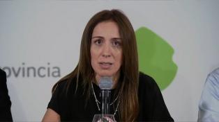 El gobierno de Vidal intentará aprobar en la Legislatura el Presupuesto 2019