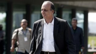 Detienen al gobernador de Río de Janeiro acusado de recibir sobornos