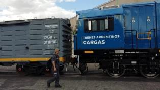 Una empresa china invertirá us$ 1.089 millones para reactivar el tren San Martín de cargas