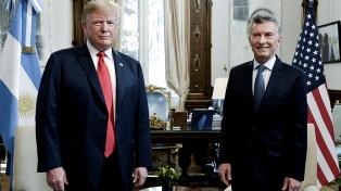 Delegaciones empresariales de EE.UU. visitarán la Argentina la semana que viene