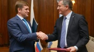 La Argentina y Rusia firmaron un convenio de cooperación de pesca y conservación