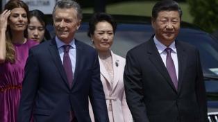 La reunión de Macri  y Xi Jinping en fotos