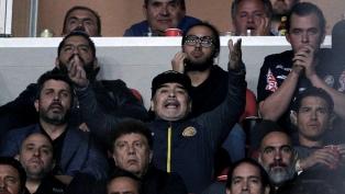 Los Dorados no pudieron ascender y Maradona estalló