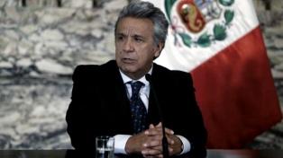 Lenín Moreno desplazó a su vice por un caso de corrupción