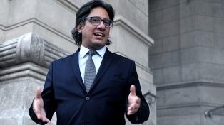 Garavano cuestionó la competencia del juez porteño Gallardo