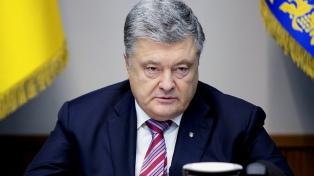 Poroshenko solicitará el ingreso a la UE en 2024 y supone que le dará acceso a la OTAN