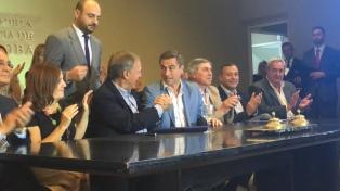 Schiaretti y Mestre acordaron un subsidio de la provincia para el transporte urbano