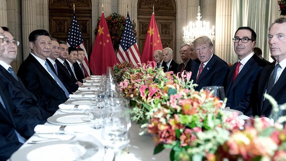 China confía en lograr un acuerdo comercial con EU