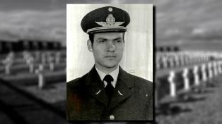 Llegan a Río Cuarto los restos del primer militar que será sepultado en el continente