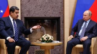 Maduro anunció acuerdos de inversión millonarios con Rusia