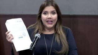La segunda vicepresidenta de Lenín Moreno también fue condenada a prisión